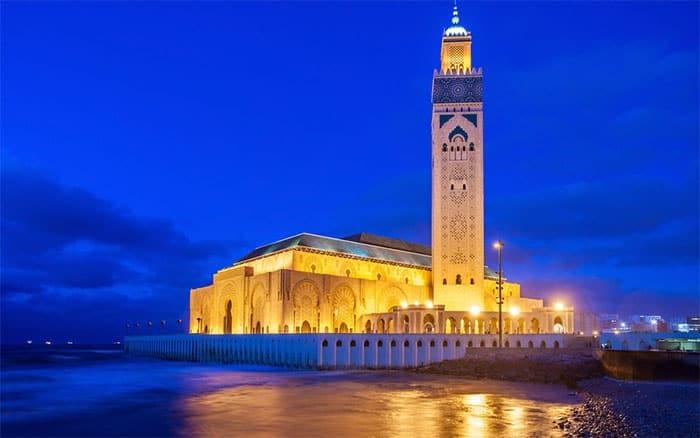 Morocco tour Casablanca